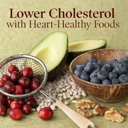 Foods that lower chlesterol