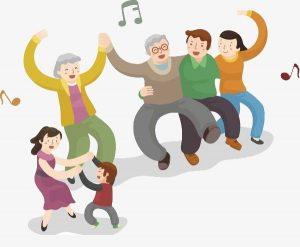 family dancing - health hatch