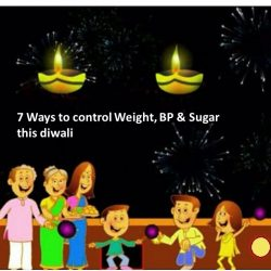 7 ways to manage bp, sugar & weight